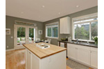 Shingle House Plan Kitchen Photo 01 - Lynnbrook Shingle Style Home 071D-0101 | House Plans and More
