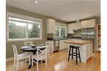 Shingle House Plan Kitchen Photo 02 - Lynnbrook Shingle Style Home 071D-0101 | House Plans and More