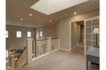 Shingle House Plan Loft Photo 01 - Lynnbrook Shingle Style Home 071D-0101 | House Plans and More