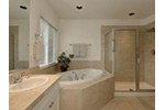 Victorian House Plan Master Bathroom Photo 01 - Lynnbrook Shingle Style Home 071D-0101 | House Plans and More