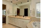 Shingle House Plan Master Bathroom Photo 02 - Lynnbrook Shingle Style Home 071D-0101 | House Plans and More