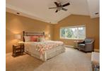 Shingle House Plan Master Bedroom Photo 01 - Lynnbrook Shingle Style Home 071D-0101 | House Plans and More