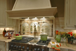 Traditional House Plan Kitchen Photo 03 - Horton Manor Luxury Home 071S-0001 | House Plans and More