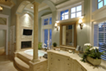 Traditional House Plan Master Bathroom Photo 01 - Horton Manor Luxury Home 071S-0001 | House Plans and More