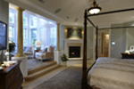 Traditional House Plan Master Bedroom Photo 02 - Horton Manor Luxury Home 071S-0001 | House Plans and More