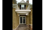 Traditional House Plan Rear Entry Photo - Horton Manor Luxury Home 071S-0001 | House Plans and More