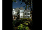 Traditional House Plan Rear Photo 03 - Horton Manor Luxury Home 071S-0001 | House Plans and More
