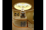 Traditional House Plan Stairs Photo 01 - Horton Manor Luxury Home 071S-0001 | House Plans and More