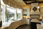 Shingle House Plan Kitchen Photo 02 - Parktowne Luxury Home 071S-0002 | House Plans and More