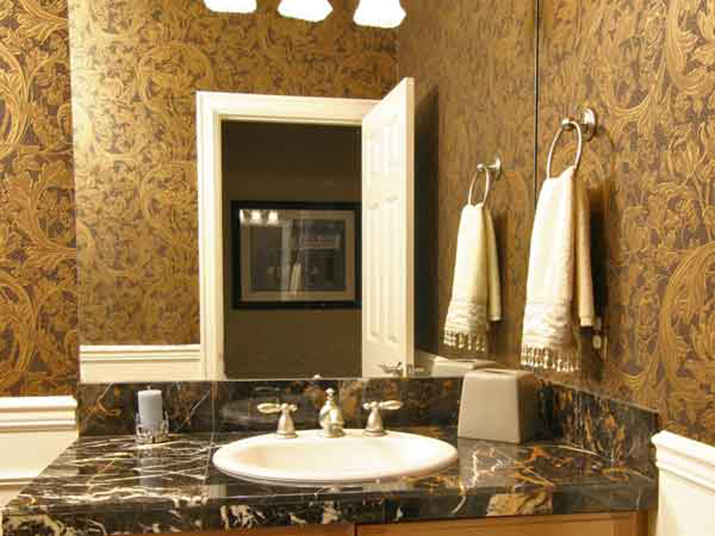 Victorian House Plan Bathroom Photo 03 - Hailey Spring Craftsman Home 071S-0006 | House Plans and More