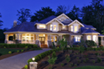 Victorian House Plan Front Photo 03 - Hailey Spring Craftsman Home 071S-0006 | House Plans and More