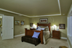 Victorian House Plan Master Bedroom Photo 03 - Hailey Spring Craftsman Home 071S-0006 | House Plans and More