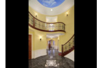 Shingle House Plan Foyer Photo - Geyer Victorian Home 071S-0007 | House Plans and More
