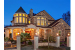 Shingle House Plan Front Photo 01 - Geyer Victorian Home 071S-0007 | House Plans and More
