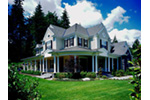 Shingle House Plan Front Photo 04 - Geyer Victorian Home 071S-0007 | House Plans and More