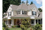 Shingle House Plan Front Photo 05 - Geyer Victorian Home 071S-0007 | House Plans and More
