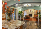Shingle House Plan Kitchen Photo 03 - Geyer Victorian Home 071S-0007 | House Plans and More