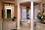 Shingle House Plan Master Bathroom Photo 01 - Geyer Victorian Home 071S-0007 | House Plans and More