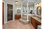 European House Plan Master Bathroom Photo 02 - Geyer Victorian Home 071S-0007 | House Plans and More