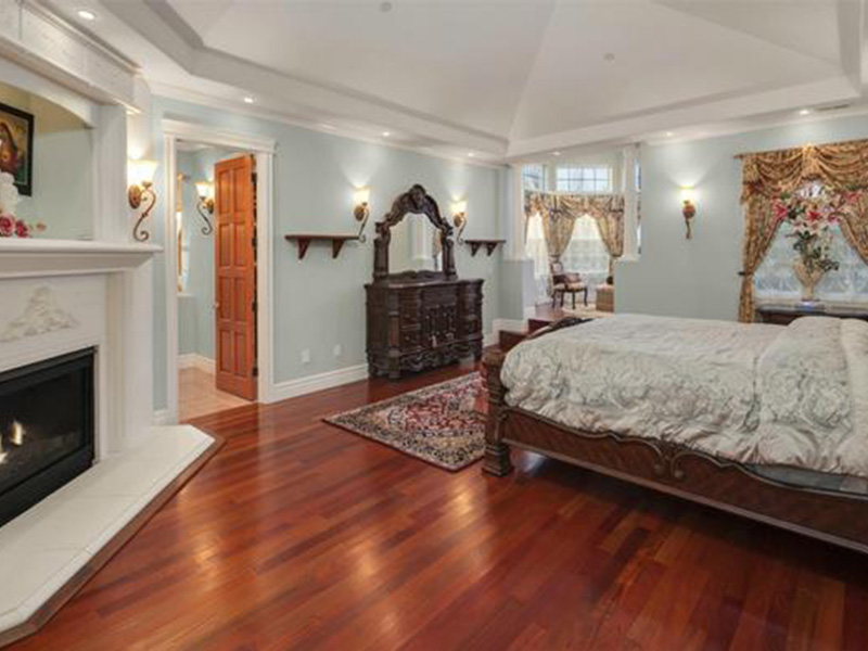 Shingle House Plan Master Bedroom Photo 01 - Geyer Victorian Home 071S-0007 | House Plans and More