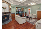 Shingle House Plan Media Room Photo 01 - Geyer Victorian Home 071S-0007 | House Plans and More