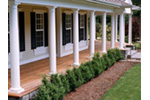 European House Plan Porch Photo 03 - Geyer Victorian Home 071S-0007 | House Plans and More