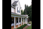European House Plan Porch 04 - Geyer Victorian Home 071S-0007 | House Plans and More