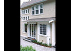 Shingle House Plan Rear Entry Photo - Geyer Victorian Home 071S-0007 | House Plans and More