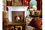 European House Plan Sitting Room Photo 01 - Geyer Victorian Home 071S-0007 | House Plans and More