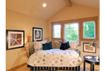 Southern House Plan Bedroom Photo 02 - Mozart Point Craftsman Home 071S-0011 | House Plans and More