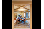 Southern House Plan Dining Room Photo 01 - Mozart Point Craftsman Home 071S-0011 | House Plans and More