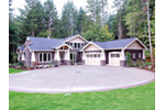 Southern House Plan Front Photo 03 - Mozart Point Craftsman Home 071S-0011 | House Plans and More