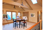Southern House Plan Loft Photo 01 - Mozart Point Craftsman Home 071S-0011 | House Plans and More