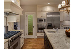 Craftsman House Plan Kitchen Photo 02 - Longhorn Creek Rustic Home 071S-0012 | House Plans and More