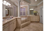Traditional House Plan Master Bathroom Photo 01 - Longhorn Creek Rustic Home 071S-0012 | House Plans and More