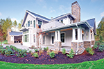 Arts & Crafts House Plan Front Photo 10 - Ackerman Place Craftsman Home 071S-0019 | House Plans and More