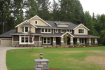 Arts & Crafts House Plan Front Photo 04 - Ackerman Place Craftsman Home 071S-0019 | House Plans and More