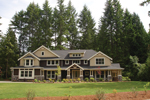 Arts & Crafts House Plan Front Photo 05 - Ackerman Place Craftsman Home 071S-0019 | House Plans and More