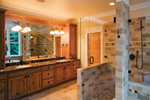 Arts & Crafts House Plan Master Bathroom Photo 02 - Ackerman Place Craftsman Home 071S-0019 | House Plans and More