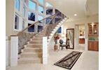 Luxury House Plan Foyer Photo - Magnolia Place Modern Home 071S-0021 | House Plans and More