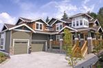 Large Craftsman Manor Home