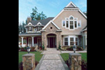 Arts & Crafts House Plan Front Photo 08 - Shelley Place Country Farmhouse 071S-0030 | House Plans and More