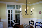 Country House Plan Dining Room Photo 04 - Appiam Way Luxury Country Home 071S-0044 | House Plans and More