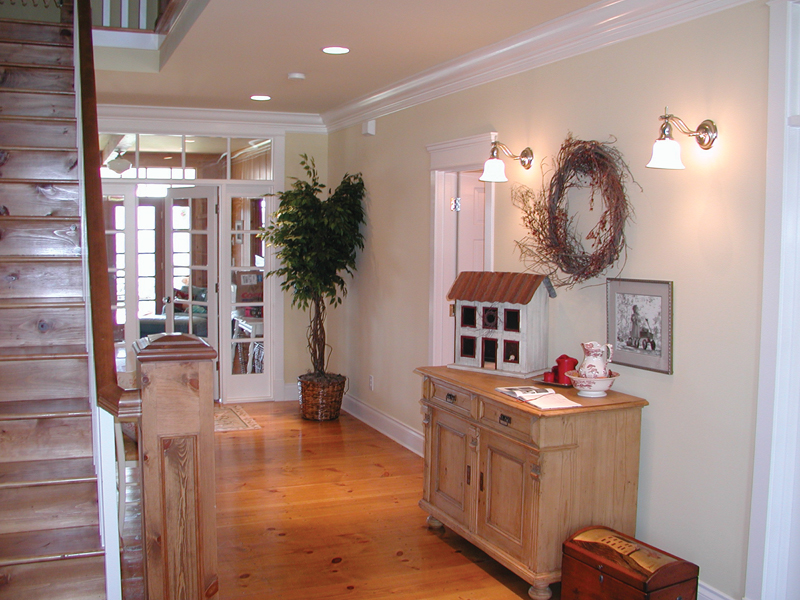 Country House Plan Foyer Photo - Appiam Way Luxury Country Home 071S-0044 | House Plans and More