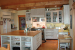 Country House Plan Kitchen Photo 02 - Appiam Way Luxury Country Home 071S-0044 | House Plans and More