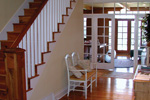 Country House Plan Stairs Photo 01 - Appiam Way Luxury Country Home 071S-0044 | House Plans and More