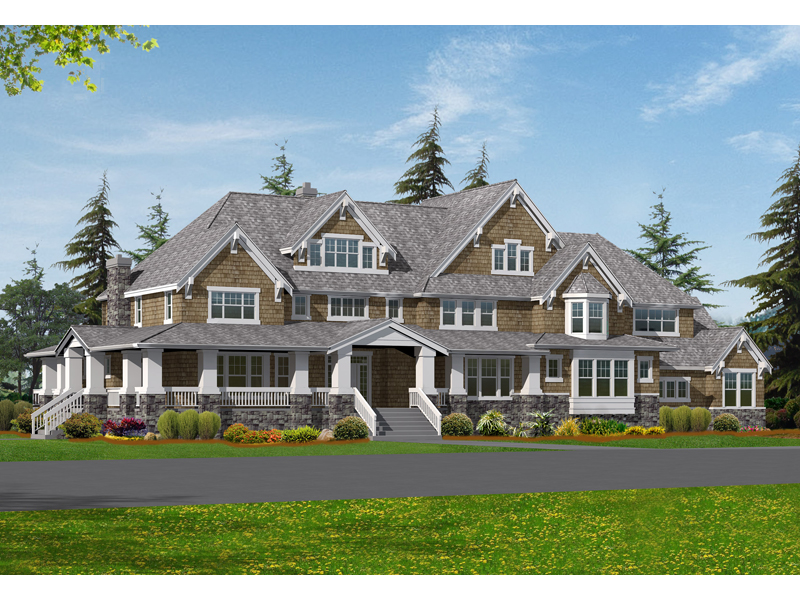 Sofala Luxury Craftsman Home Plan 071S-0048 | House Plans ... on colonial home design, tudor revival home design, craft home design, simplicity home design, contemporary home design, wood home design,