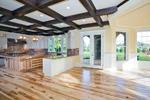 Luxury House Plan Kitchen Photo 06 - Lydelle Luxury Craftsman Home  | Luxury Craftsman Home Designs