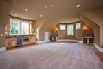 Luxury House Plan Recreation Room Photo 01 - Lydelle Luxury Craftsman Home  | Luxury Craftsman Home Designs