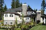 Traditional House Plan Front Photo 02 - Emerald Ridge Luxury Home 071S-0051 | House Plans and More